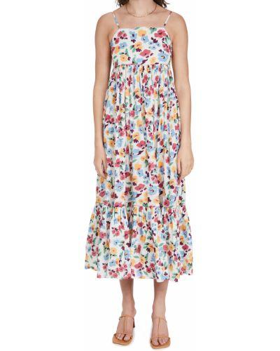 Текстильное платье The Great.