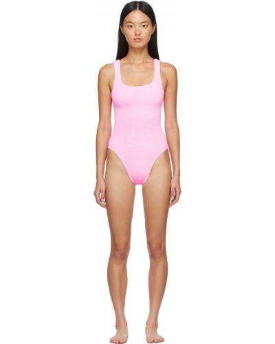 Strój kąpielowy - różowy Hunza G