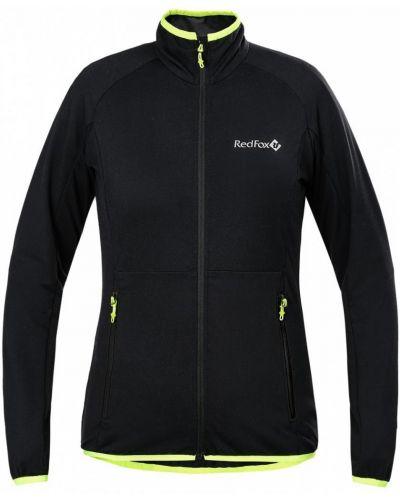Утепленная куртка черная спортивная Red Fox