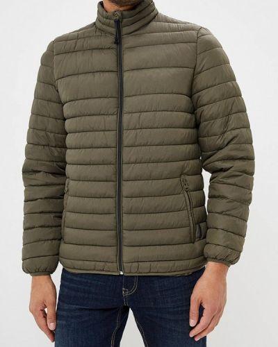 Утепленная куртка демисезонная осенняя Springfield