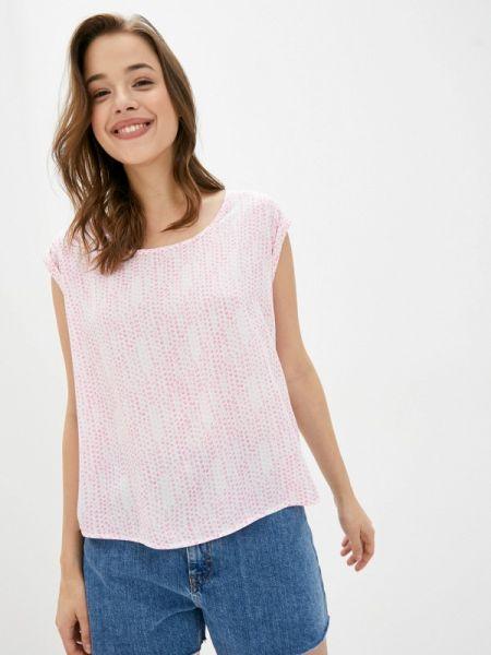 Розовая блузка без рукавов Fresh Made