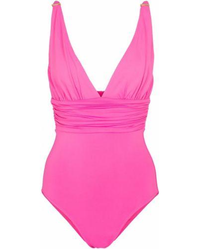 Розовый купальник Melissa Odabash