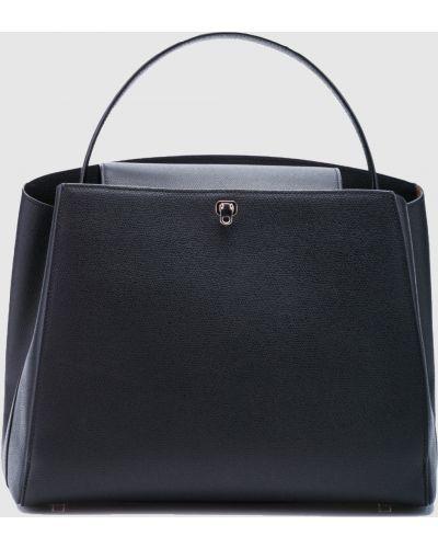 Черная сумка Valextra