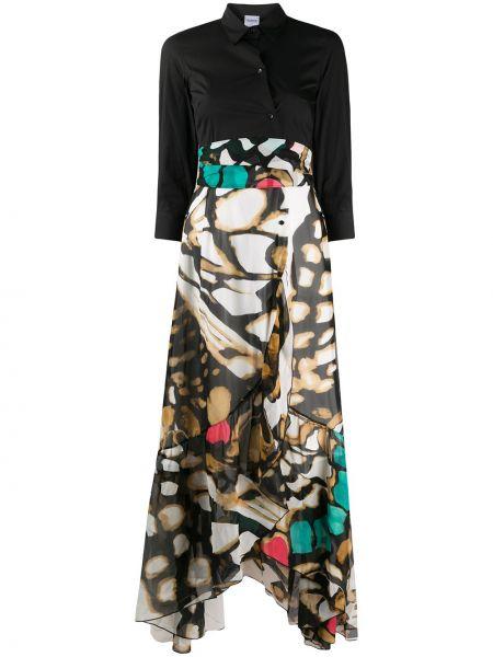Платье на пуговицах классическое Sara Roka
