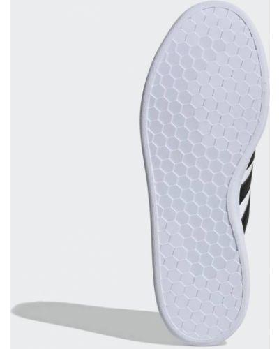 Теннисные кроссовки - черные Adidas