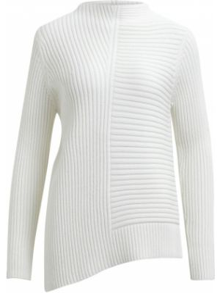 Пуловер длинный трикотажный Vila