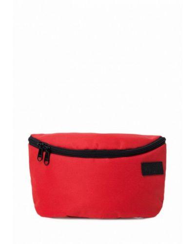 Красная поясная сумка 5000 Miles