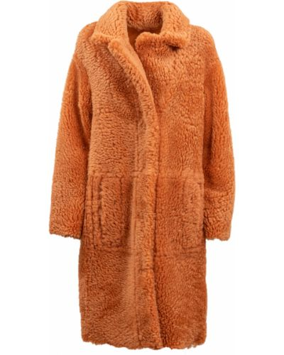 Pomarańczowy płaszcz Drome