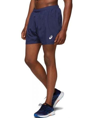 Спортивные шорты для бега - синие Asics