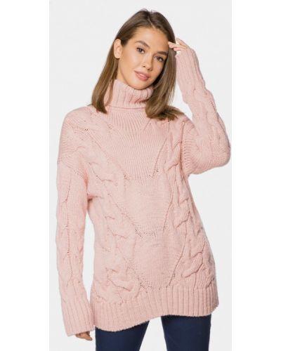 Свитер розовый Mr520