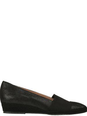 Кожаные туфли на каблуке Gianni Famoso