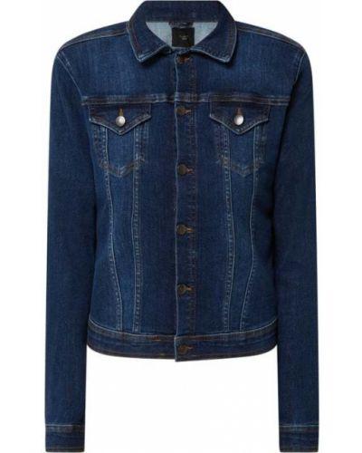 Niebieska kurtka jeansowa bawełniana Soyaconcept