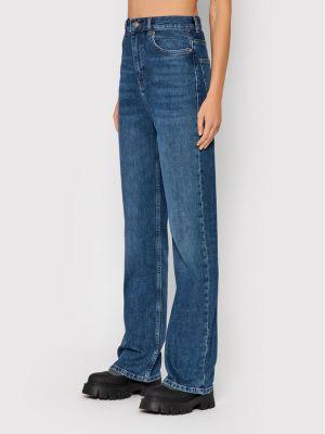 Mom jeans - niebieskie The Kooples