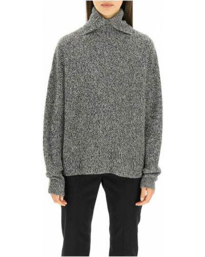 Szary sweter Sportmax