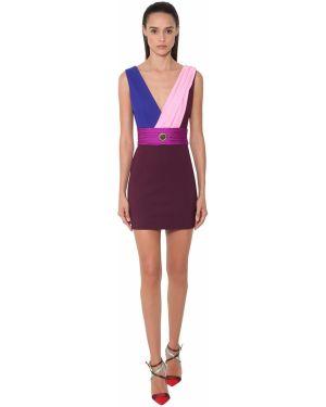 Платье мини с декольте Fausto Puglisi