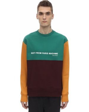 Prążkowana bluza Drole De Monsieur