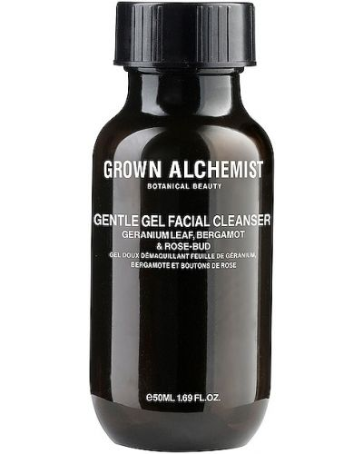 Skórzany żel do mycia twarzy odmładzający Grown Alchemist