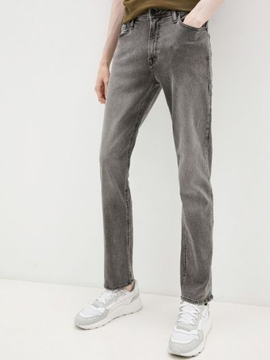 Серые зимние джинсы Produkt