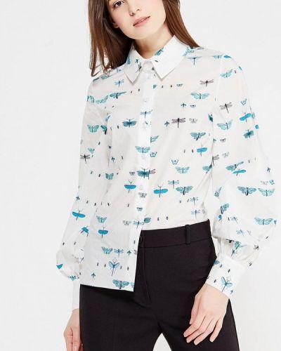 С рукавами белая рубашка Lolita Shonidi