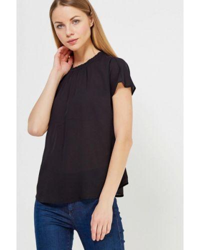 Черная блузка United Colors Of Benetton
