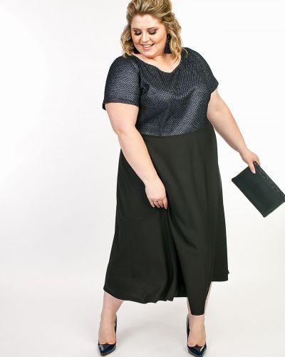 Платье с поясом платье-сарафан из вискозы Jetti-plus