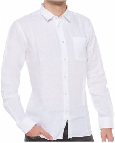 Biała koszula Vilebrequin