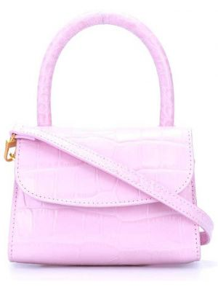 Кожаная сумка сумка-тоут на плечо By Far