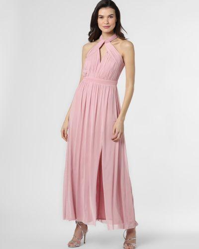 Sukienka wieczorowa, różowy Lipsy