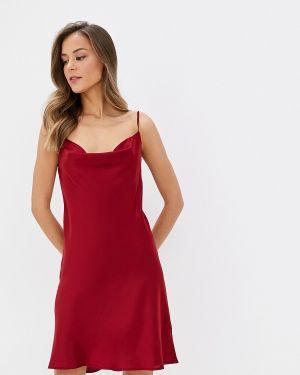Рубашка бордовый красный Women'secret