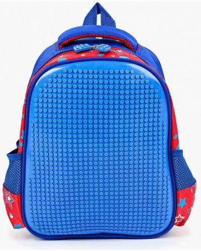 Рюкзак силиконовый синий Vitacci