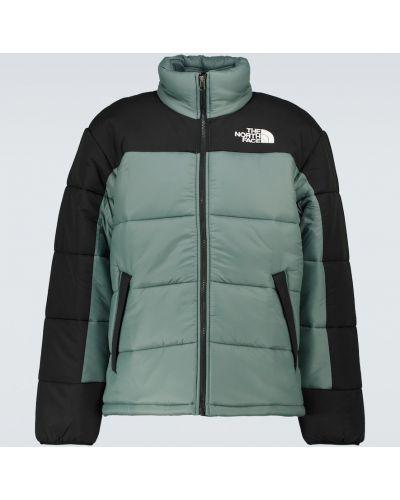Утепленная куртка - черная The North Face