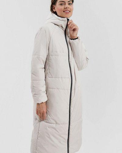 Утепленная куртка - бежевая O'stin