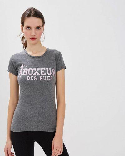 Футболка серая Boxeur Des Rues
