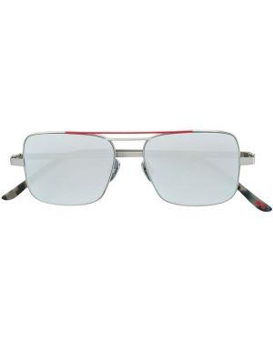 Муслиновые желтые солнцезащитные очки La Petite Lunette Rouge