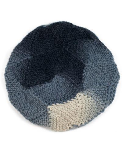 Czarny beret wełniany Art Of Polo