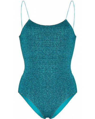 Пляжный купальник - синий Oseree