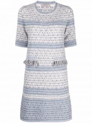 Платье из альпаки - серое D.exterior