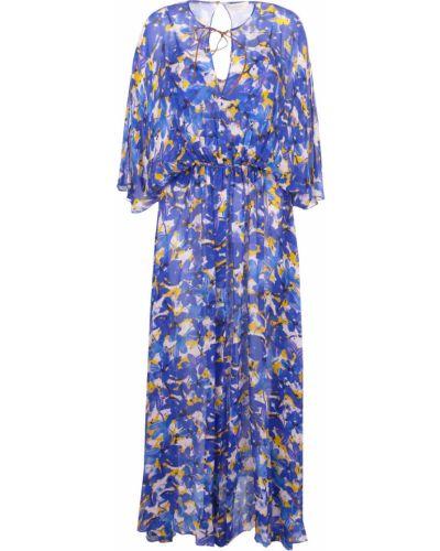 Повседневное с рукавами платье макси с поясом Dorothee Schumacher