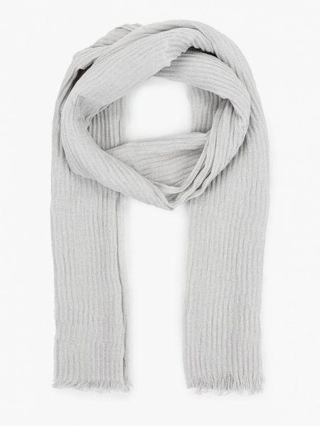 Серебряный шарф Fabretti