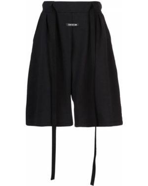 Спортивные шорты с карманами черные Fear Of God