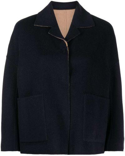 Синяя куртка двусторонняя Weekend Max Mara