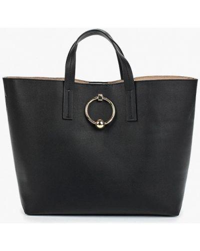 Черная сумка Topshop