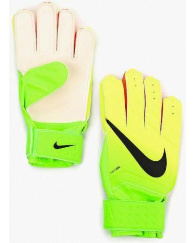 Перчатки зеленый весенние Nike