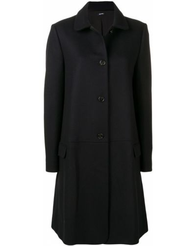 Пальто пальто синее Jil Sander Navy