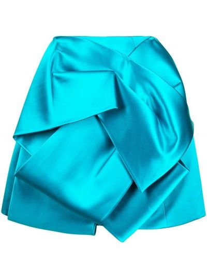 Spódnica asymetryczna - niebieska Dice Kayek