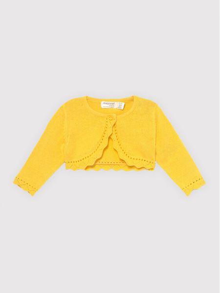 Bolerko - żółty Mayoral