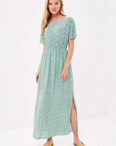 Зеленое платье Ichi