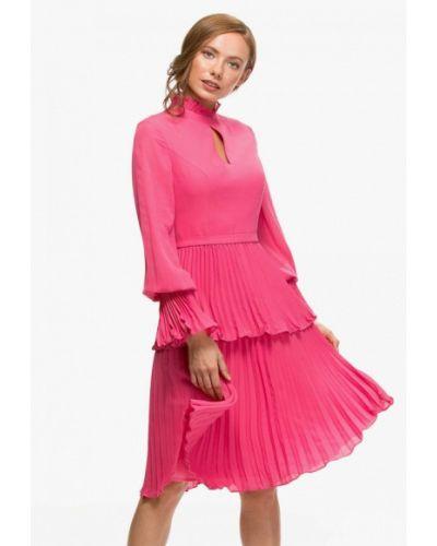 Вечернее платье розовое Cavo