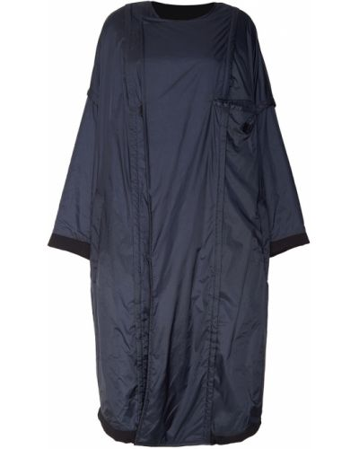 Пальто оверсайз со вставками Y-3