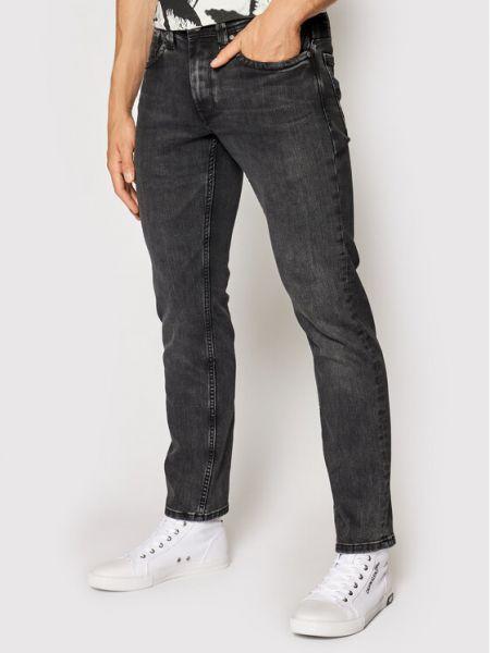 Czarne mom jeans Pepe Jeans